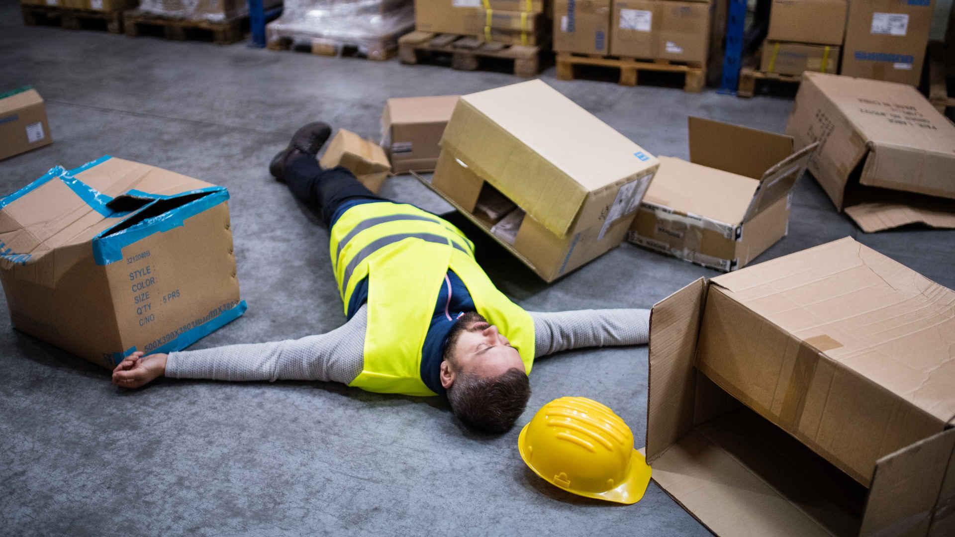 Schmerzensgeld nach Arbeitsunfall
