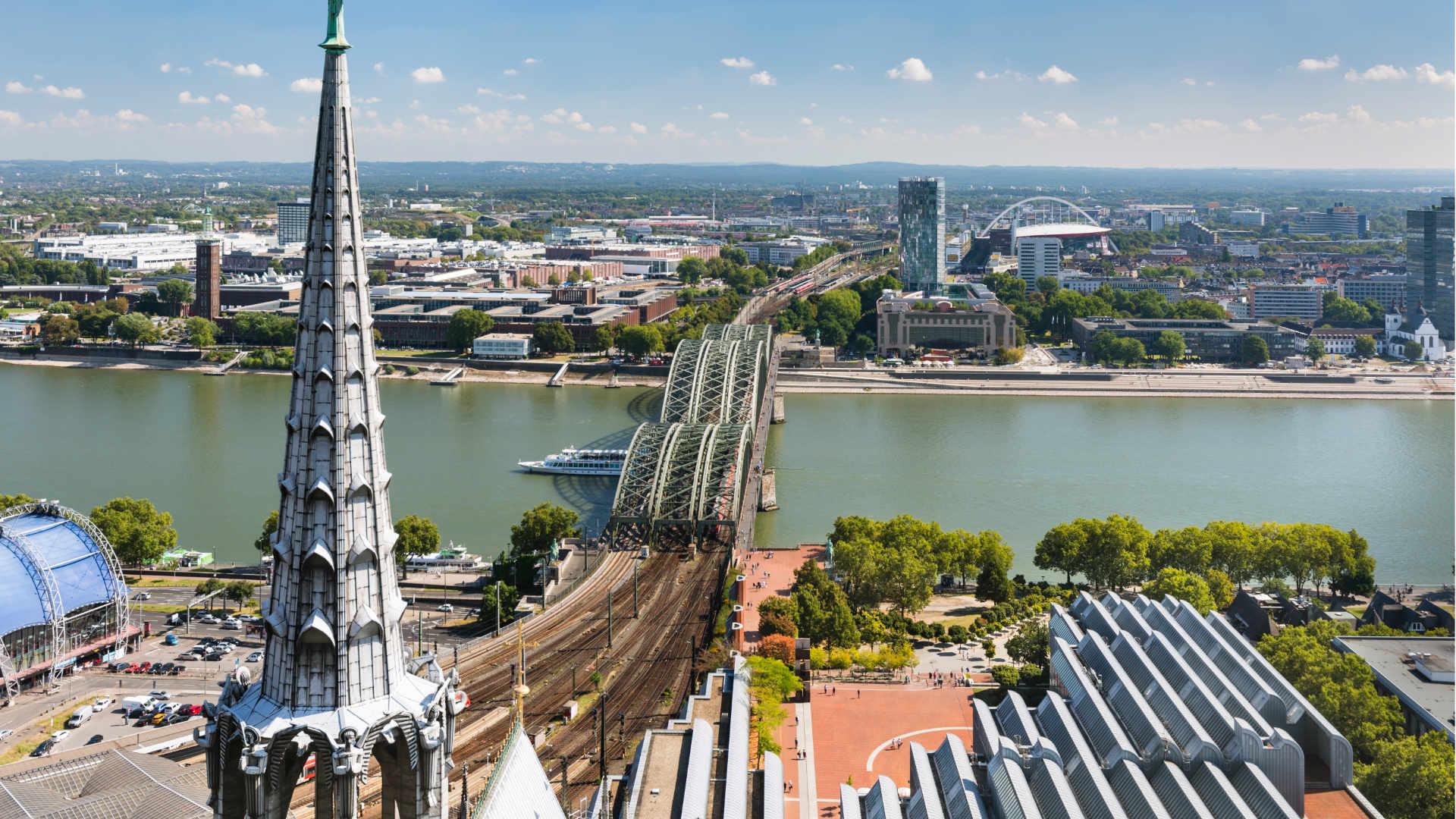 Fahrradunfall Köln