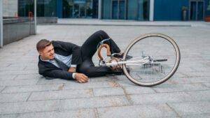 Was tun nach Fahrradunfall