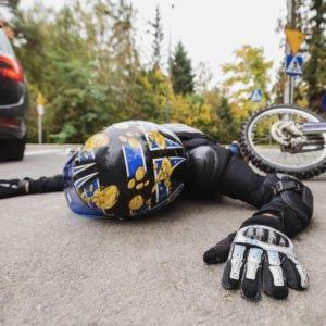 Motorradunfall Schmerzensgeld