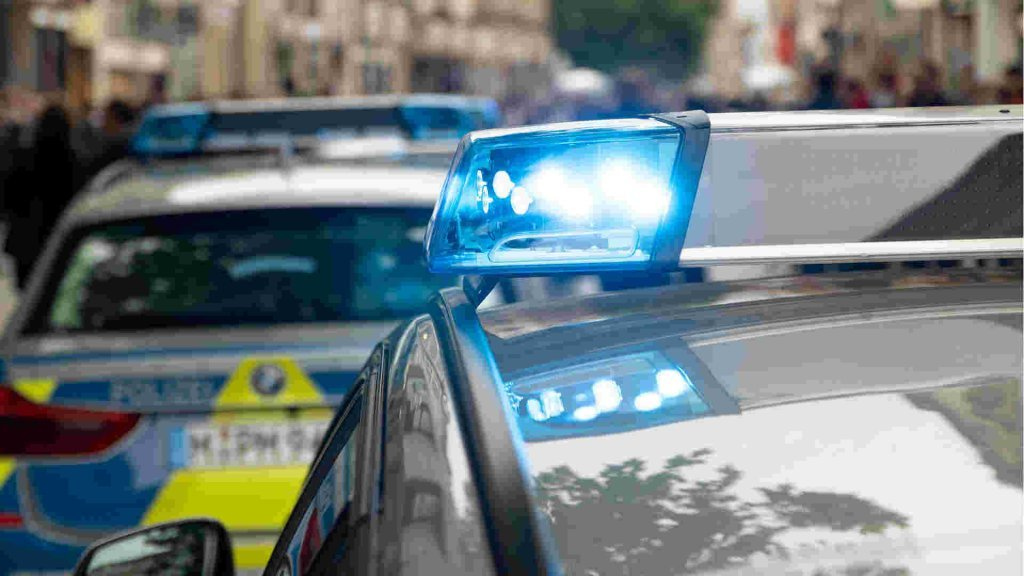 Nachträglich Unfall bei Polizei melden