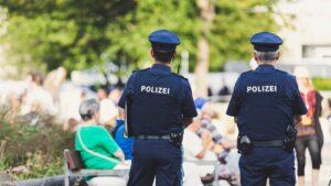 Ermittlungsakte von Polizei erhalten
