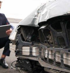 Schadensersatz nach Autounfall