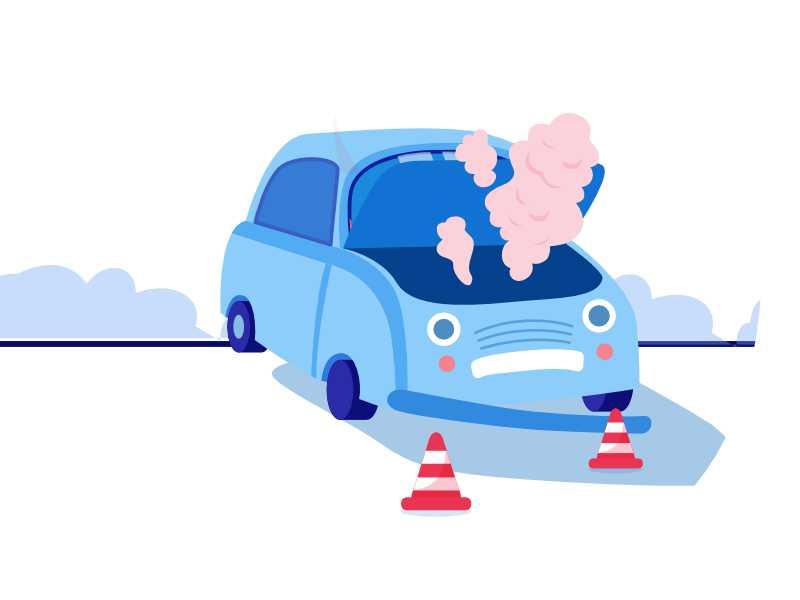 Verkehrsunfall melden