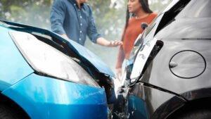 unverunschuldeter Autounfall