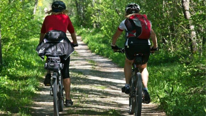 Fahrradunfall mit Fahrradfahrer